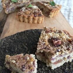 1月 Torta di riso (発芽モード玄米100%ケーキ)