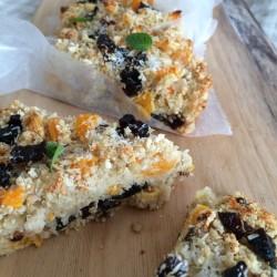 3月 torta di riso(発芽モード玄米ケーキ)