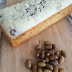 9月パン  米100%(茶大豆入り)