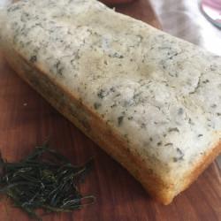 6月パン (pane di riso)米100%(新茶入り)