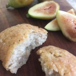 10月パン 白イチジクココナッツメロンパン