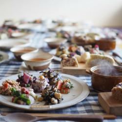 Un learn (学びなおし)の季節を感じる料理教室