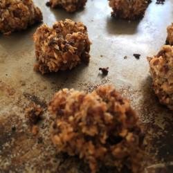 8月 天然酵母を使用したイタリアの焼き菓子(クラッカー)