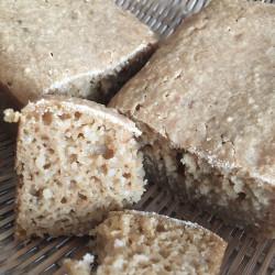 12月パン 玄米100%(自家製味噌入り)