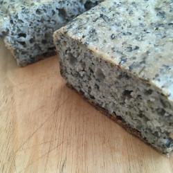 6月パン 玄米100%(新茶入り)
