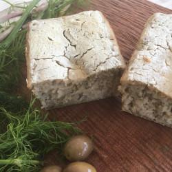 5月パン 玄米100%(オリーブ+山椒フェンネル入り)