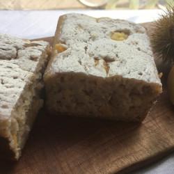 11月パン 玄米100%(安納芋+栗入り)