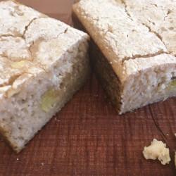12月パン 玄米100%(こぼれ梅+干し芋入り)