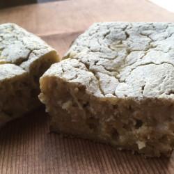 1月パン 玄米100%パン(モリンガ+サツマイモ入り)