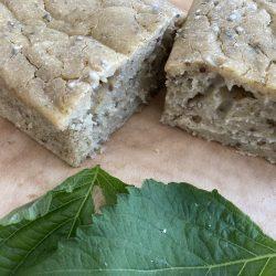 9月パン 玄米100%(青じそ+えごま入り)